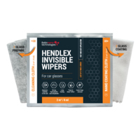Hendlex Invisible wipers Set