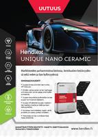 Hendlex Car Body Ceramic Shield M3 -set