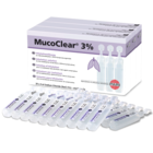 MucoClear 3% HYPERTONINEN SUOLALIUOS 60 x 4ml