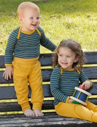 Engel merinovillaiset housut vauvalle