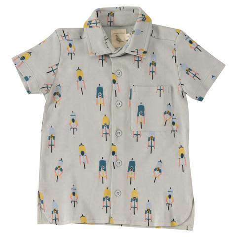 Pigeon lyhythihainen jersey-paita