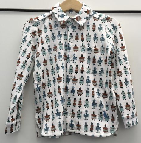 Pigeon pitkähihainen jersey-paita 1-2v