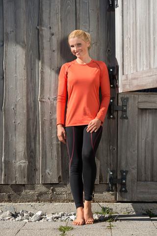 Engel naisten leggingsit liikuntaan