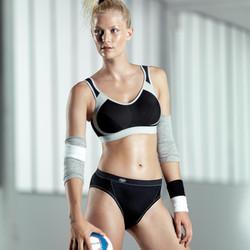 Anita extreme control urheilurintaliivi musta