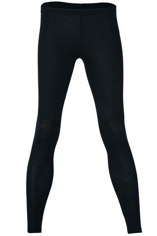 Engel silkkivillaiset naisten leggingsit, matala vyötärö