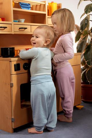 Engel vauvan silkkivillaiset housut, leveä malli
