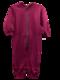 Engel villahaalari vetoketjulla, väri burgundy