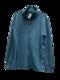 Naisten villainen takki vetoketjukiinnityksellä