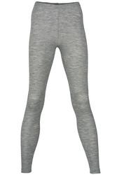 Engel silkkivillaiset naisten leggingsit, harmaat