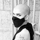 Hämärä hommissa -maski/ AHTINNA KOLEA