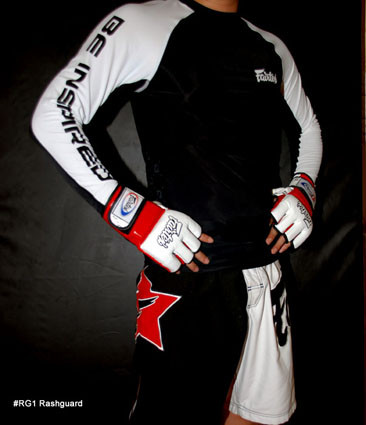 RG1 Rashguard Fairtex, MMA, Submission Wrestling