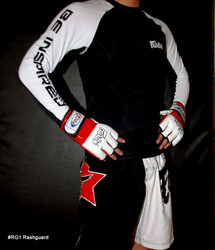 RG1 Rashguard Fairtex, MMA, Submission Wrestling