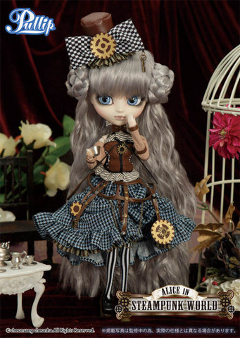 P-152 Pullip Mad Hatter in Steampunk World