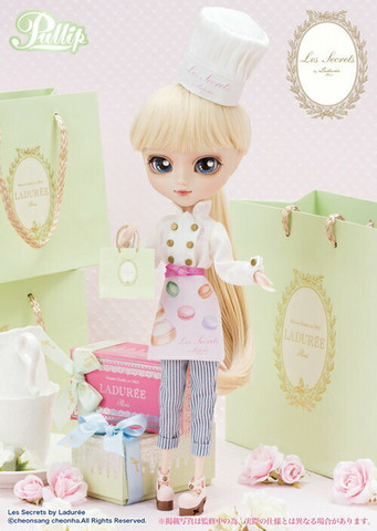 Pullip Les Secrets by Laduree P-220
