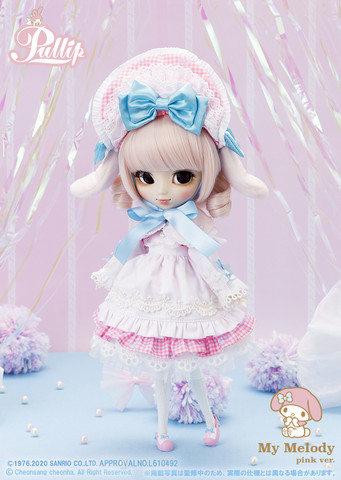P-248 Pullip My Melody Pink Ver.