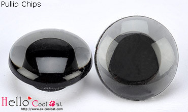 Pullip Smooth Candy chips - Black #25