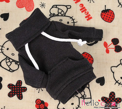 Pocket top, black