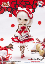 Pullip Hello Kitty ★45th Anniversary P-231
