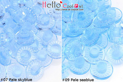 Pullip Smooth Candy chips, Pale SeaBlue #09