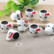 Hello Kitty Cafe cup - miniature 1:12
