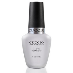 CUCCIO Matte Top Coat päällyslakka 13ml