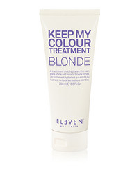 ELEVEN KEEP MY COLOUR TREATMENT BLONDE Sävyttävä Hoitoaine 200ml