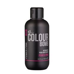 IdHAIR Colour Bomb, 906 Power Pink 250 ml