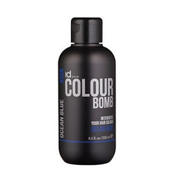 IdHAIR Colour Bomb, 811 Ocean Blue 250 ml