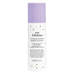 EVO FABULOSO Platinum Blonde Conditioner 250 ml