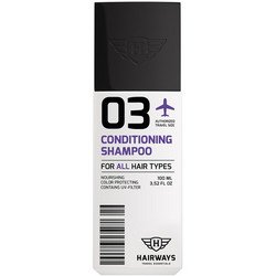 HAIRWAYS 03 Conditioning Matkakokoinen Hoitava Shampoo 100 ml