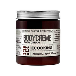 ECOOKING  Body Cream Kosteuttava Vartalovoide 250 ml
