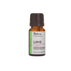 NURME LIME ESSENTIAL OIL -LIME ETEERINEN ÖLJY 10ML