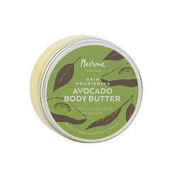 NURME SKIN NOURISHING AVOCADO BODY BUTTER -AVOKADOVARTALOVOI 200ML