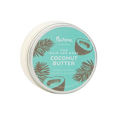 NURME COCONUT BUTTER FOR HAIR AND BODY -KOOKOSVOI 200ML
