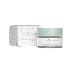 Little Butterfly London Soft As Moonlight Nappy Change Cream -Suojaava Tehovoide