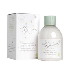Little Butterfly London Floating On Clouds Bedtime Bathmilk -Kylpymaito