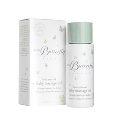 Little Butterfly London Love Eternal Baby Massage Oil -Hierontaöljy Vauvoille ja Äideille