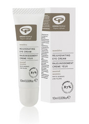 GREEN PEOPLE SENSITIVE ANTI-AGEING EYE CREAM 10 ML