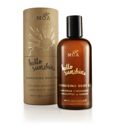 MOA Hello Sunshine Energising Body Oil Energisoiva Vartaloöljy 150ml