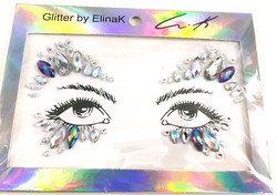 Party -ihotimantti -Glitter by ElinaK