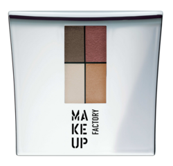 MAKE UP FACTORY Eye Colors Luomiväripaletti no.06  4,8g