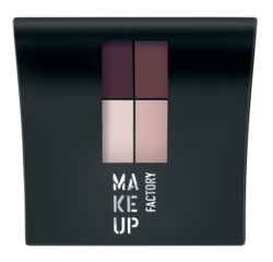 MAKE UP FACTORY Mat Eye Colors Luomiväripaletti no.560  4,8g
