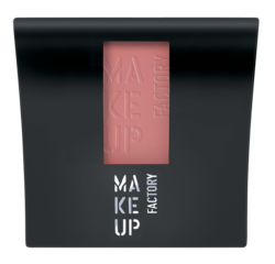 MAKE UP FACTORY Mat Blusher Puuterimainen Matta-Poskipuna no.10  6g