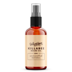 DICK JOHNSON Partaöljy Killabee Unscented 50ml