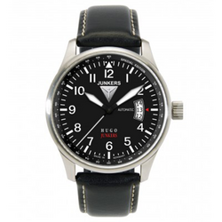JUNKERS Automatic Watch Miesten Rannekello