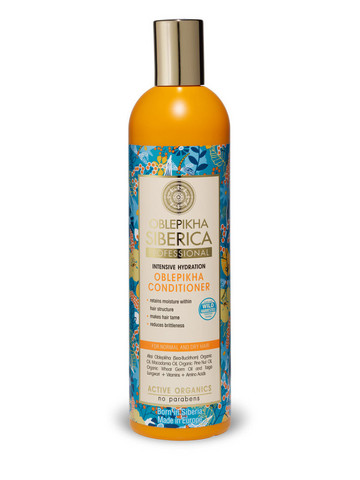 NATURA SIBERICA Oblepikha Hair Conditioner For Normal And Dry Hair 400 ml