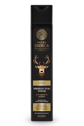 NATURA SIBERICA NS MEN Anti-dandruff Shampoo Siberian Stag Power Hilseshampoo 250 ml
