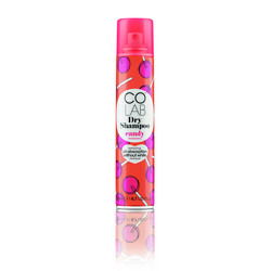 COLAB CANDY DRY SHAMPOO VANILLA & RASPBERRY ICE CREAM 200ml