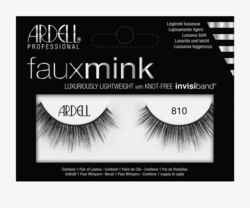 ARDELL Faux Mink False Lashes 810 Black Ardell