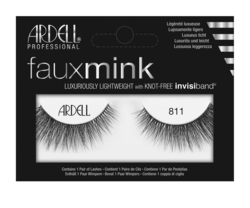 ARDELL Faux Mink False Lashes 811 Black Ardell